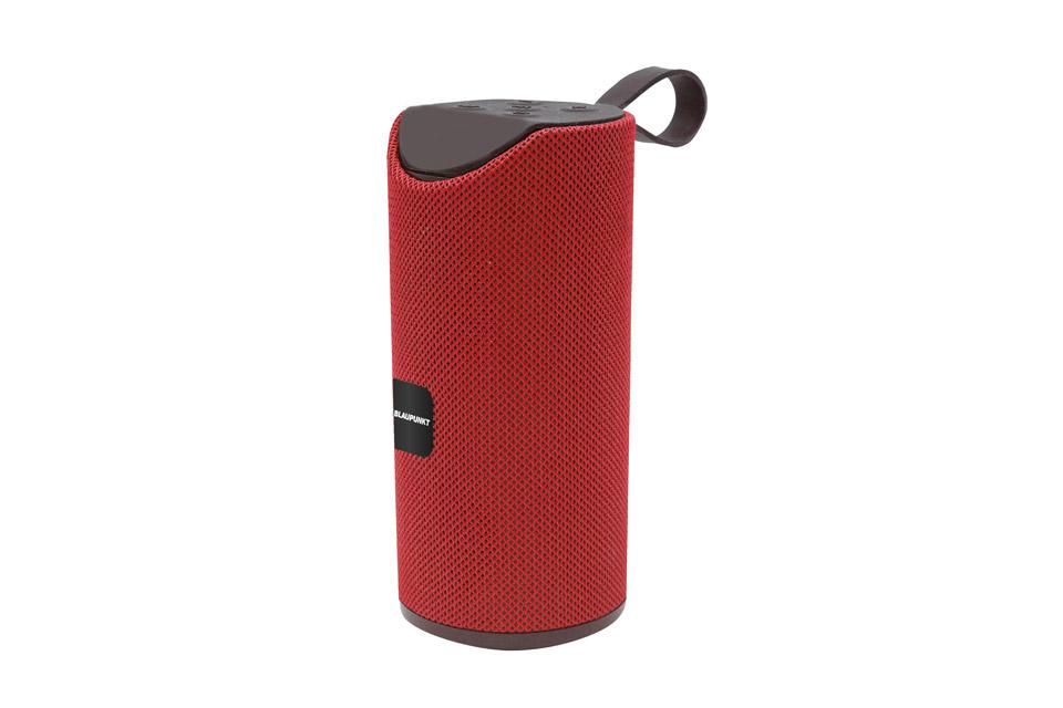Blaupunkt BLP 3770 portable Bluetooth speaker - Red
