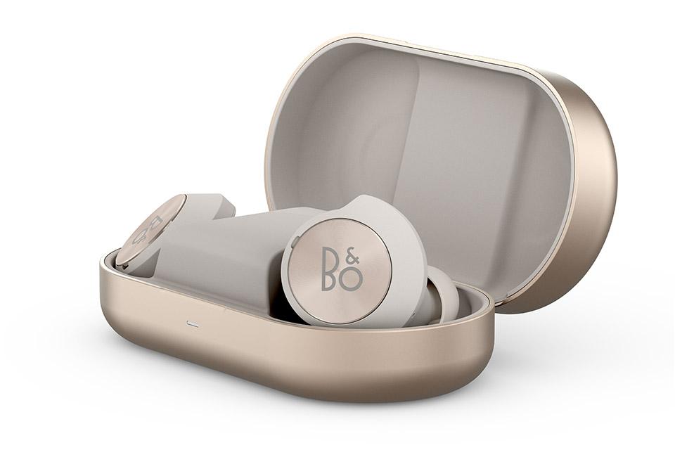B&O Beoplay EQ in-ear headphones, sand