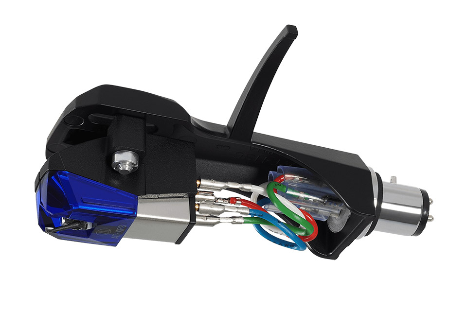 Audio Technica AT-XP3/H DJ pickup incl. headshell