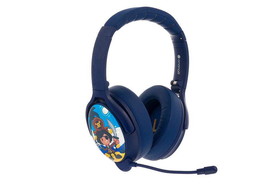 Buddy Phones Cosmos+ headphones, deep blue