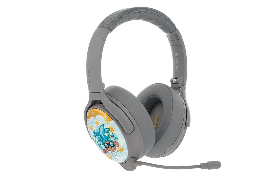 Buddy Phones Cosmos+ headphones, grey