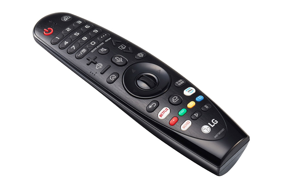 LG AKB75855501 replacement remote