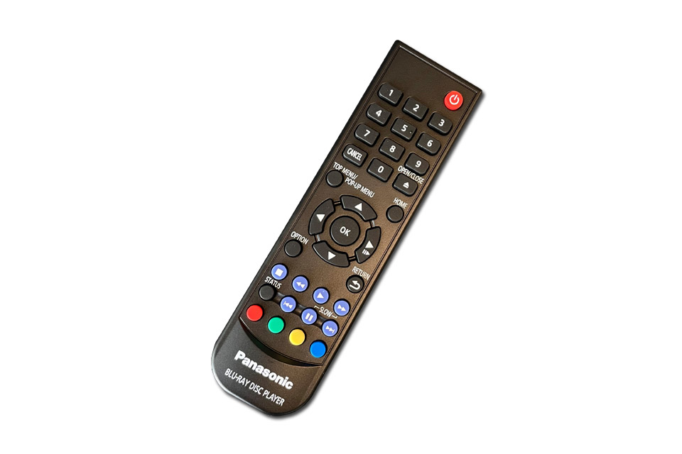 Panasonic fjernbetjening N2QAYA000205