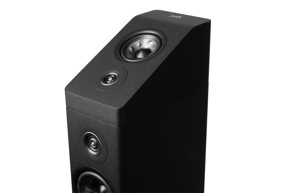 Polk Audio Reserve R900 height speaker - Black in use