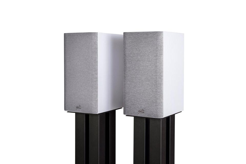 Polk Audio Reserve R100 bookshelf speaker - Pair with front