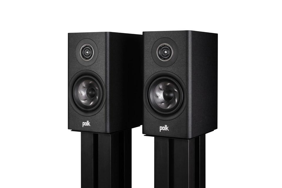 Polk Audio Reserve R100 bookshelf speaker - Black pair