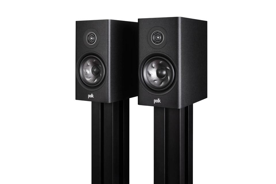 Polk Audio Reserve R200 bookshelf speaker -  Black pair