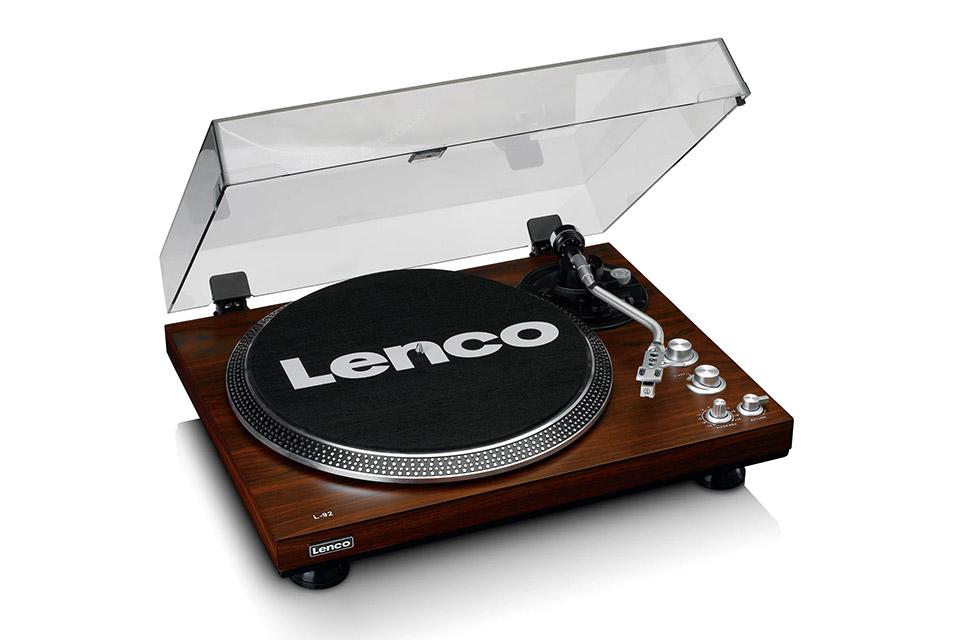 Lenco L-92WA turntable