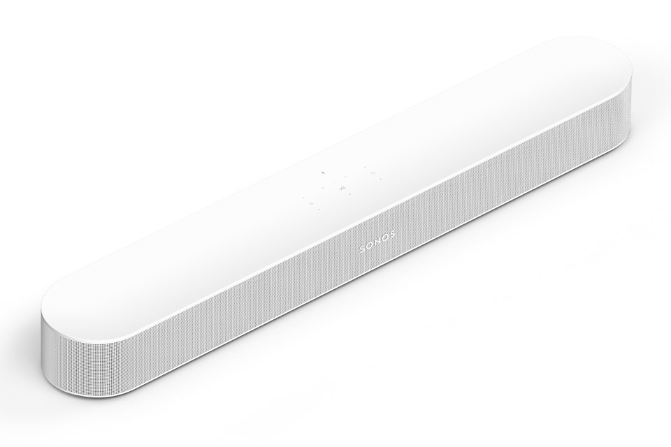SONOS Beam Gen2 Soundbar, white