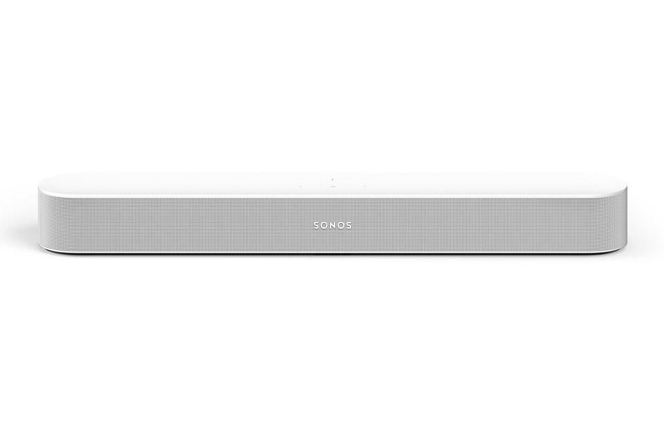 SONOS Beam Gen2 Soundbar front, white