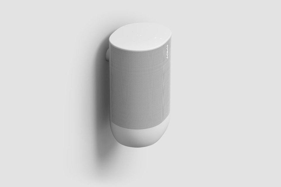SONOS Wall hook Lifestyle 3