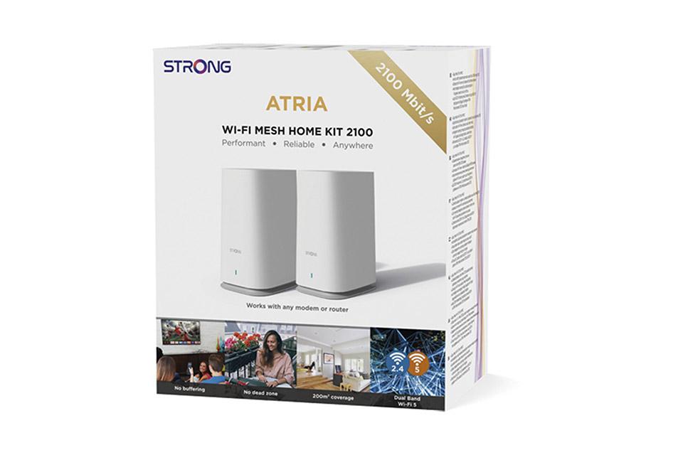 Strong Atria 2100 mesh network