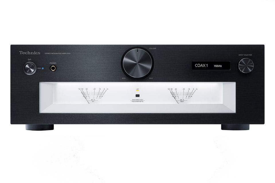 Technics SU-G700M2 integrated amplifier, black