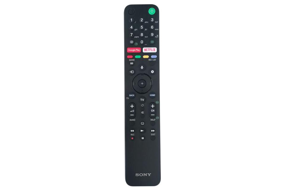Sony RMF-TX500 fjernbetjening