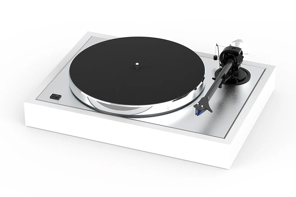 Pro-Ject The Classic Limited Edition, white