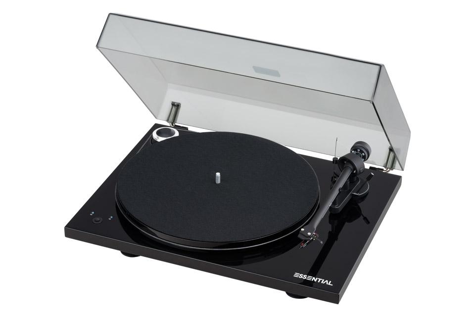 Pro-Ject Essential III Recordmaster, piano black