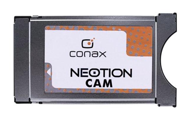 Conax CAM modul til f.eks. Canal Digital betalingskanaler via DVB-C kabel TV.