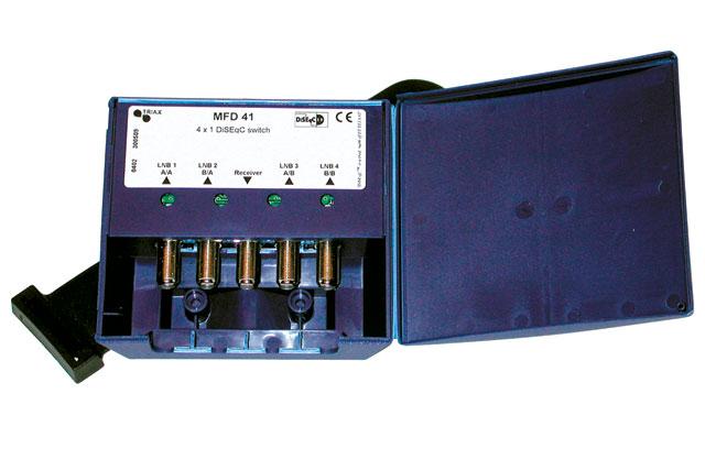 Triax DiSEqC 4/1 Switch