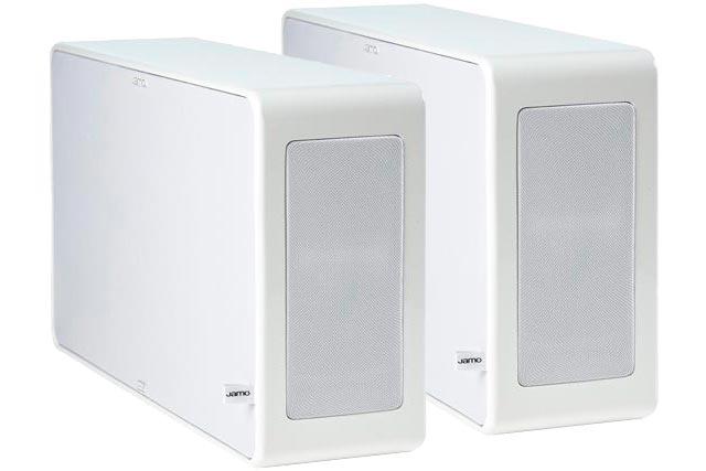 Jamo D500 SUR White
