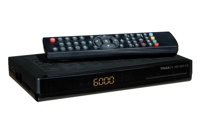 Triax S-HD207CX