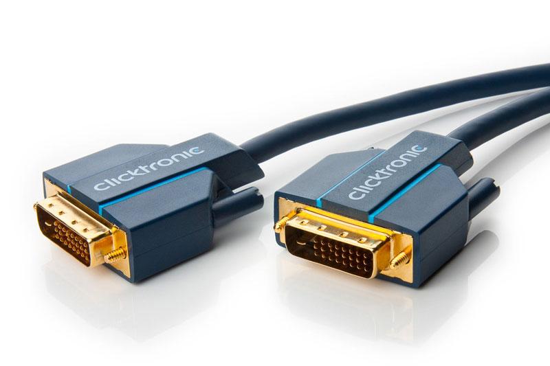 Clicktronic Casual series DVI-D