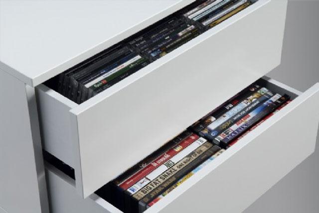 cd opbevaring møbel