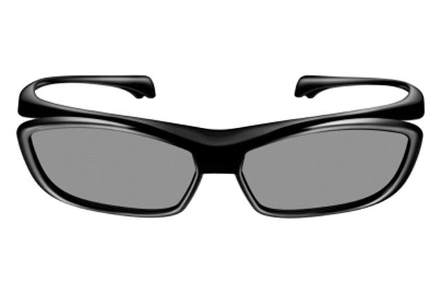 Prisstærke 3D briller til Panasonic LED TV med passiv 3D teknik.