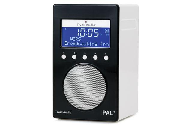 Tivoli PAL+, højglans sort/sølv