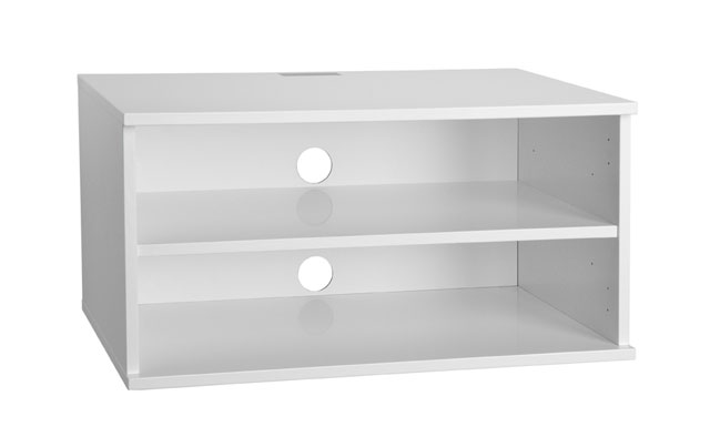 Unnu 211L AV design møbel - White