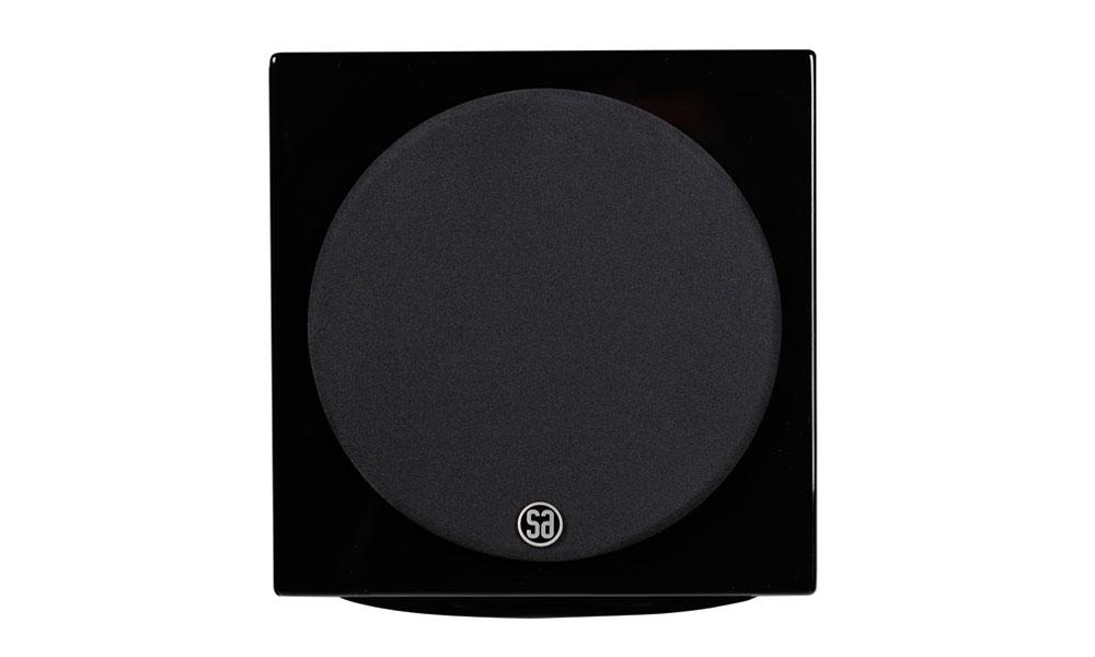 System Audio SA Saxo 10 High Gloss White