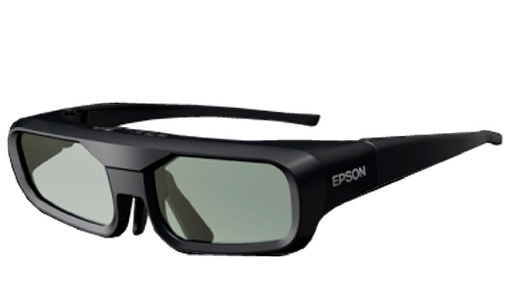 Ekstra aktive 3D briller til nyere Epson 3D projektorer fra 2012.