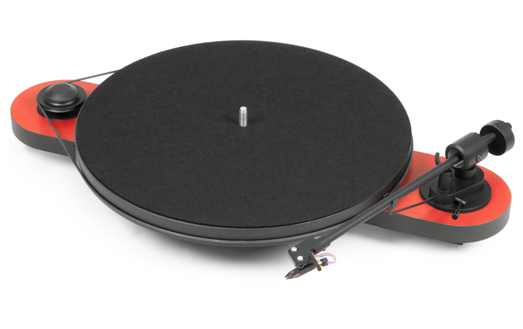 Pro-Ject Elemental, Red