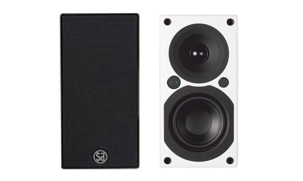 System Audio Saxo 1 Active er et trådløs Bluetooth højttalersæt, der med garanti vil imponere med sin overraskende store lyd!