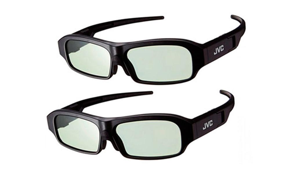 JVC AG3 3D glasses, 2 stk.