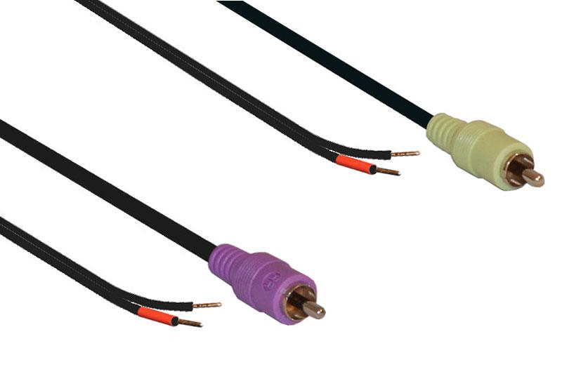Bose Rear Speaker Cables Lr