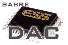 Sabre ESS Ultra Audio DAC