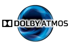 Home Cinema featuring Dolby Atmos and DTS:X