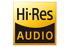 Hi-Res audio streaming