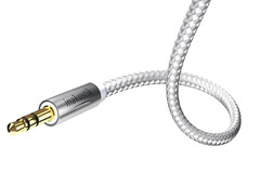 MiniJack cables for headphones