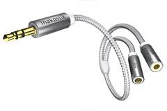 In-akustik adaptors