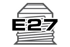 Socket - E27 (230V)