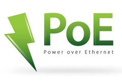 Power-Over-Ethernet (POE)