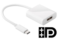 Goobay USB 3.1 Type C - Displayport
