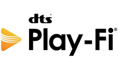 Multirum streaming - DTS Play-Fi