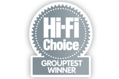 Hi-Fi Choice - Grouptest winner
