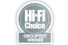 Hi-Fi Choice - Grouptest winner