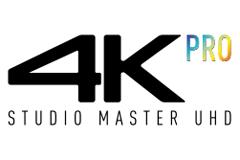 Panasonic 4K Pro: Studio Master UHD