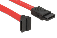 DeLock SATA Cable - Angle connector