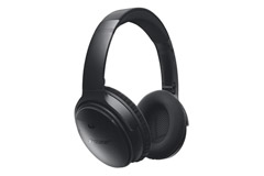 Bose QuietComfort 35, sort