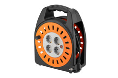 230V cable reel